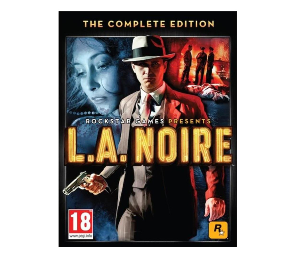 PC L.A. Noire (Complete Edition) ESD Steam - 525682 - zdjęcie
