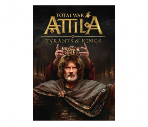 PC Total War: Attila - Tyrants and Kings Edition ESD - 528908 - zdjęcie
