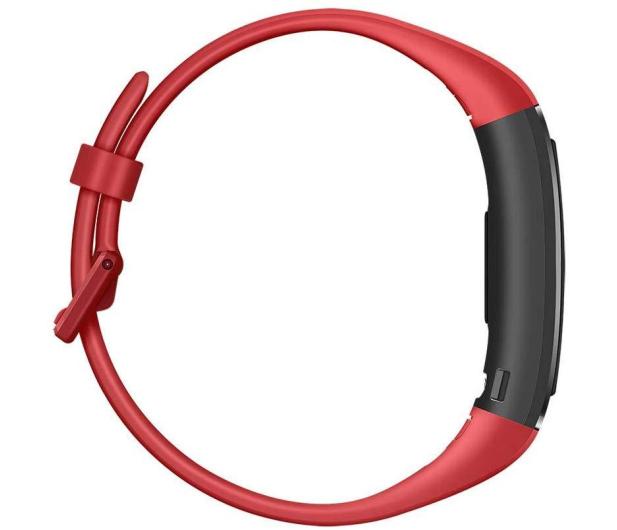 Huawei Band 4 Pro czerwona - 539167 - zdjęcie 5