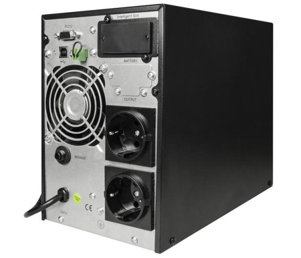 Green Cell UPS (1000VA/900W, 2x Schuko, LCD) - 546090 - zdjęcie 5