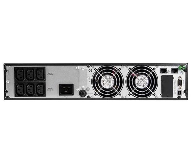 Green Cell UPS (2000VA/1800W, 6x IEC, LCD, RACK) - 546087 - zdjęcie 4