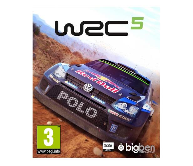 PC WRC 5 ESD Steam - 529203 - zdjęcie