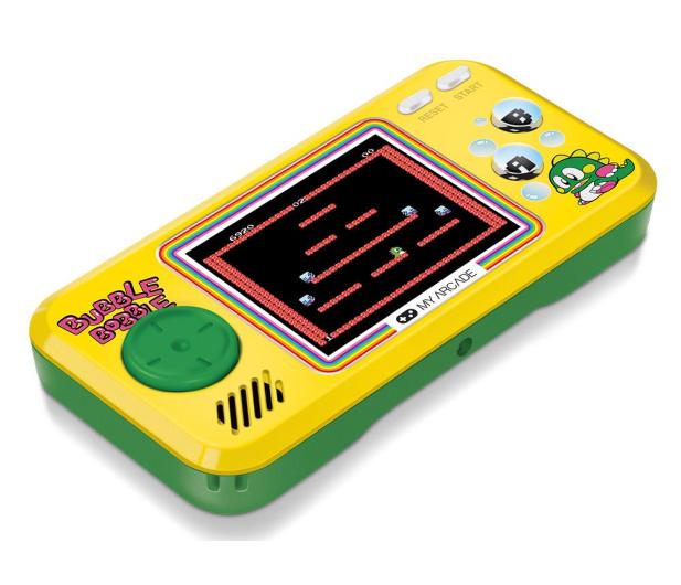 My Arcade Pocket Player BUBBLE BOBBLE - 546194 - zdjęcie 2