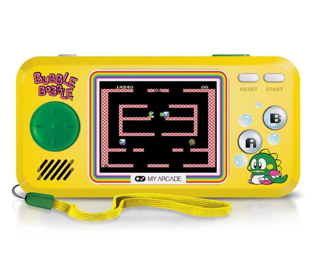 My Arcade Pocket Player BUBBLE BOBBLE - 546194 - zdjęcie