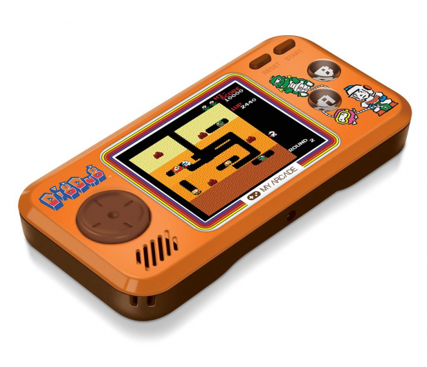 My Arcade Pocket Player DIG DUG - 546197 - zdjęcie 2