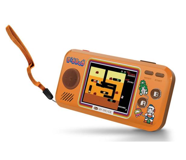 My Arcade Pocket Player DIG DUG - 546197 - zdjęcie 3