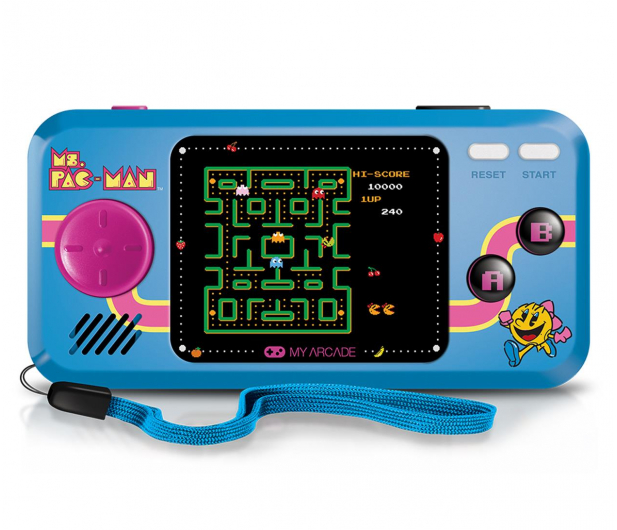 My Arcade Pocket Player MS.PAC-MAN - 546203 - zdjęcie