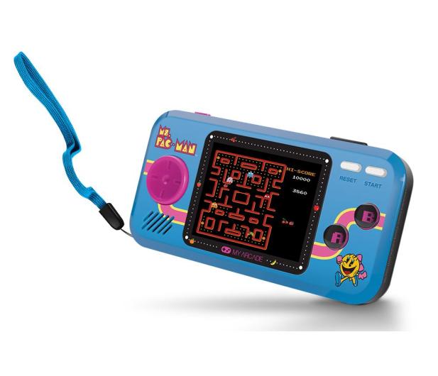 My Arcade Pocket Player MS.PAC-MAN - 546203 - zdjęcie 3