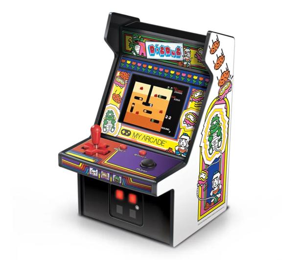 My Arcade RETRO DIG DUG MICRO PLAYER - 546192 - zdjęcie