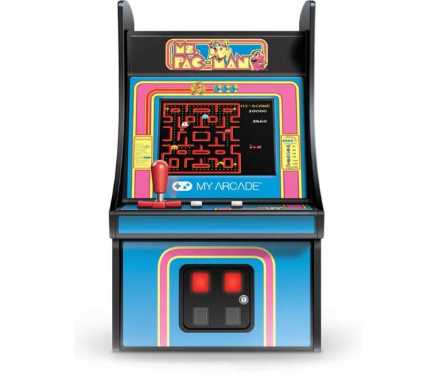 My Arcade RETRO MS. PAC-MAN MICRO PLAYER - 546193 - zdjęcie 2