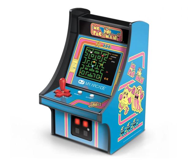 My Arcade RETRO MS. PAC-MAN MICRO PLAYER - 546193 - zdjęcie