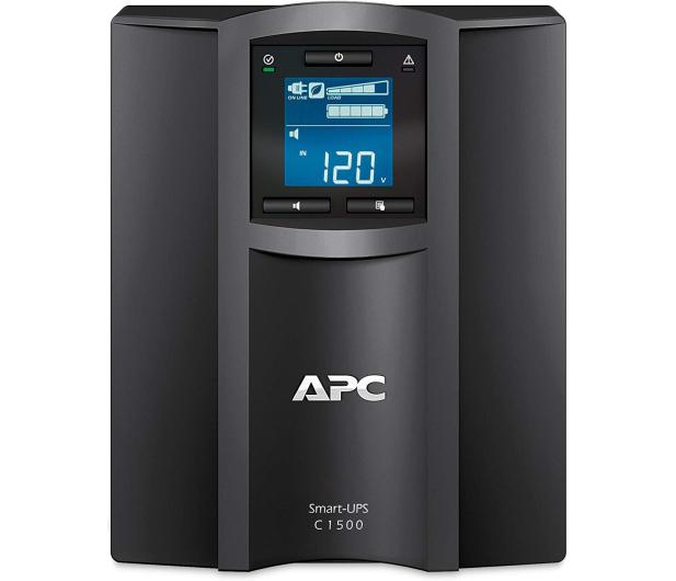 APC Smart-UPS (1000VA/600W, 8x IEC, AVR, LCD) - 545956 - zdjęcie 2