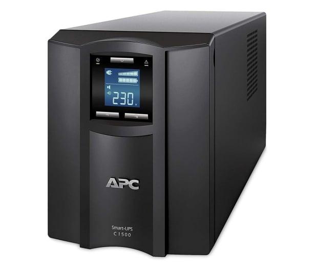 APC Smart-UPS (1000VA/600W, 8x IEC, AVR, LCD) - 545956 - zdjęcie