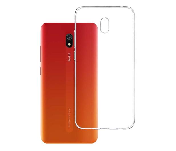 3mk Clear Case do Xiaomi Redmi 8A - 538222 - zdjęcie