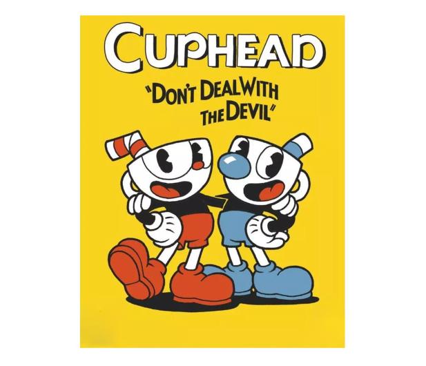 PC Cuphead ESD Steam - 524455 - zdjęcie