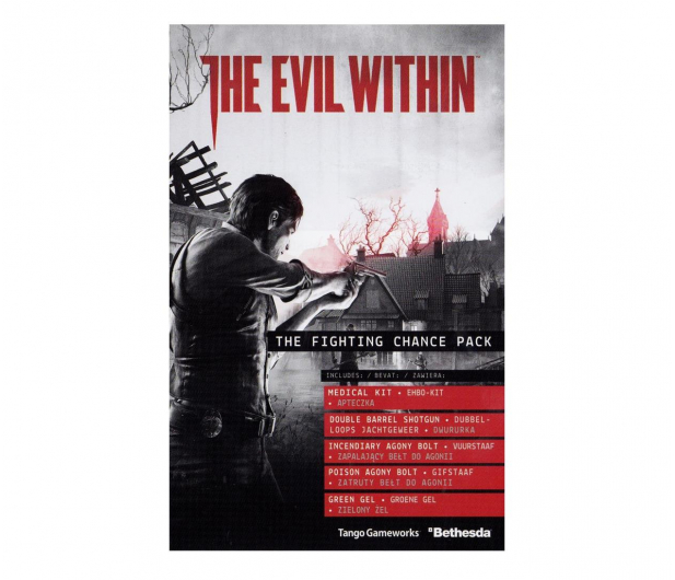 PC The Evil Within - The Fighting Chance Pack DLC ESD - 528678 - zdjęcie