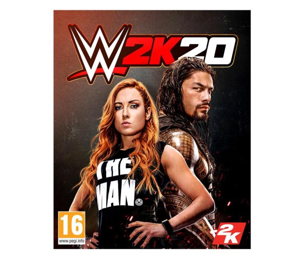 PC WWE 2K20 ESD Steam - 531359 - zdjęcie