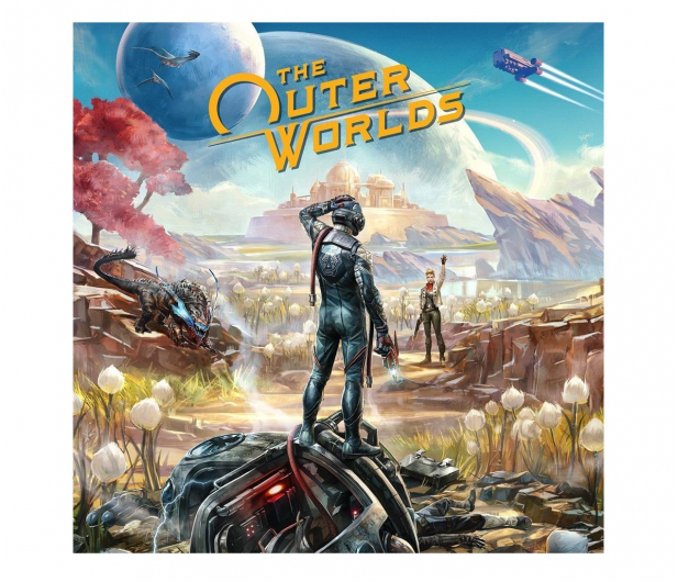 PC The Outer Worlds ESD Epic Store - 531354 - zdjęcie