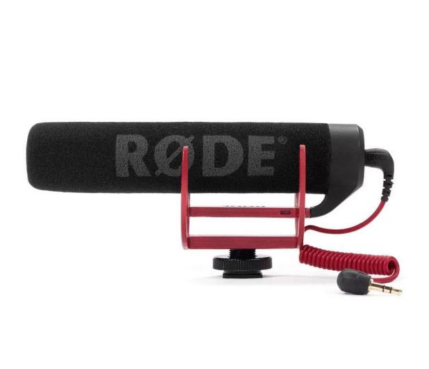 Rode VideoMic GO - 530525 - zdjęcie