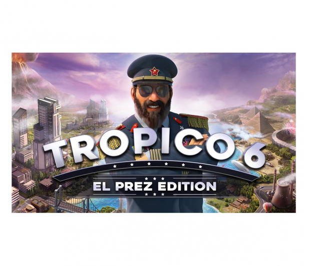 PC Tropico 6 El-Prez Edition ESD Steam - 529038 - zdjęcie