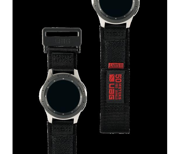 UAG Pasek Sportowy do smartwatcha Nylon Active czarny - 540776 - zdjęcie 4