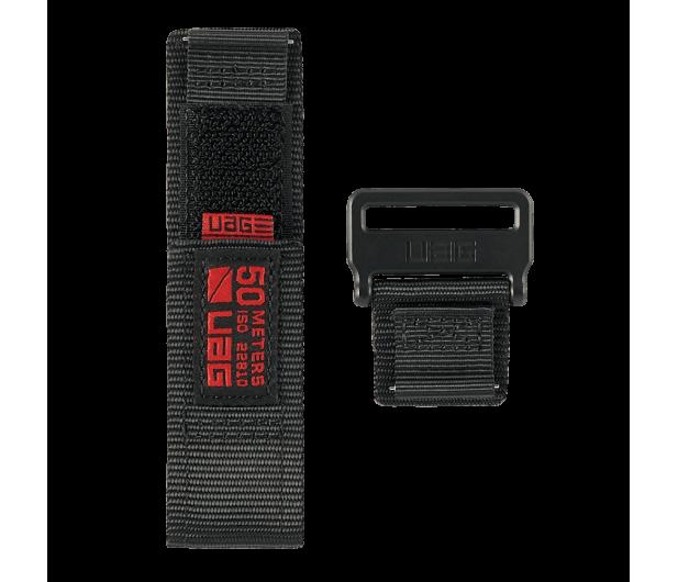 UAG Pasek Sportowy do smartwatcha Nylon Active czarny - 540776 - zdjęcie 5
