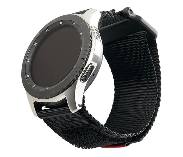 UAG Pasek Sportowy do smartwatcha Nylon Active czarny - 540778 - zdjęcie