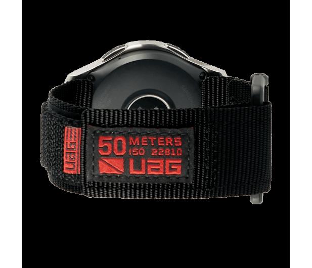 UAG Pasek Sportowy do smartwatcha Nylon Active czarny - 540778 - zdjęcie 3