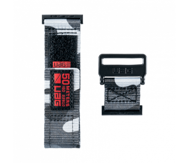 UAG Pasek Sportowy do Apple Watch Nylon Active moro - 540779 - zdjęcie 5