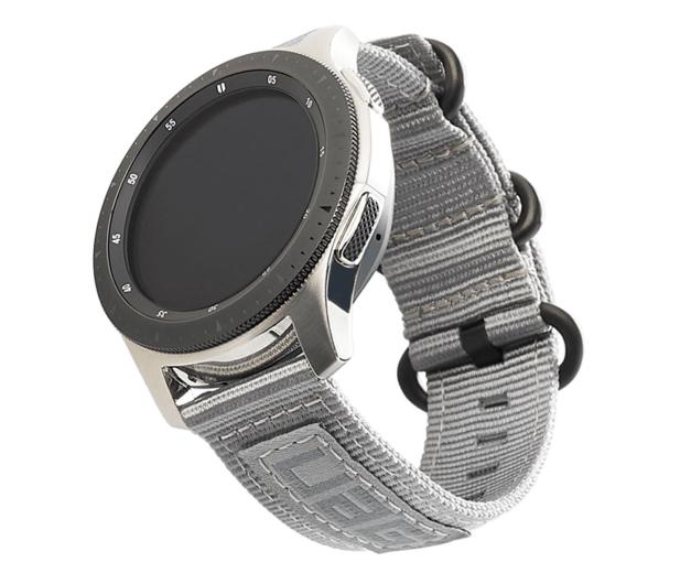 UAG Pasek Sportowy do smartwatcha Nylon Nato szary - 540802 - zdjęcie