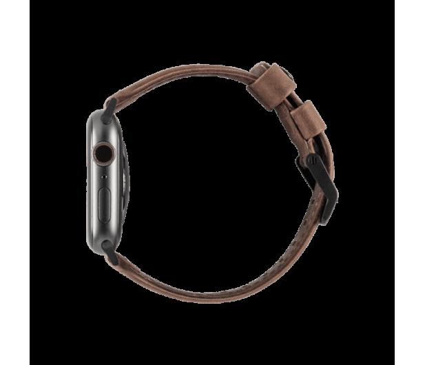 UAG Pasek Skórzany do Apple Watch brązowy - 540794 - zdjęcie 2