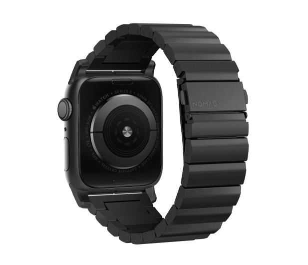 Nomad Bransoleta Stalowa do Apple Watch czarny - 540757 - zdjęcie 2