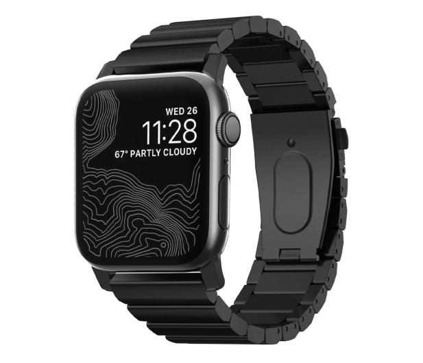 Nomad Bransoleta Stalowa do Apple Watch czarny - 540757 - zdjęcie