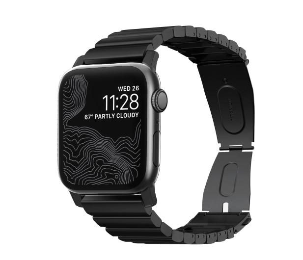 Nomad Bransoleta Tytanowa do Apple Watch czarny - 540753 - zdjęcie 7
