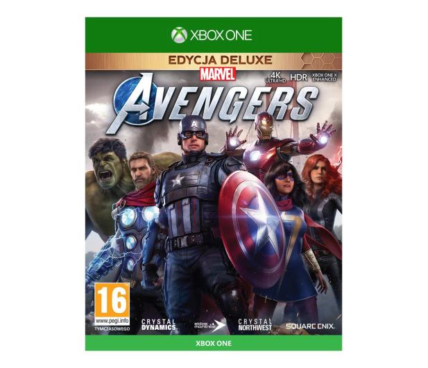 Xbox Marvel's Avengers Deluxe Edition - 546377 - zdjęcie
