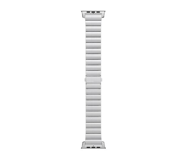 Nomad Bransoleta Stalowa do Apple Watch srebrny - 540759 - zdjęcie 4