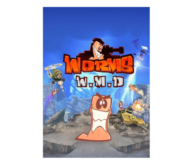 PC Worms W.M.D ESD Steam - 529202 - zdjęcie