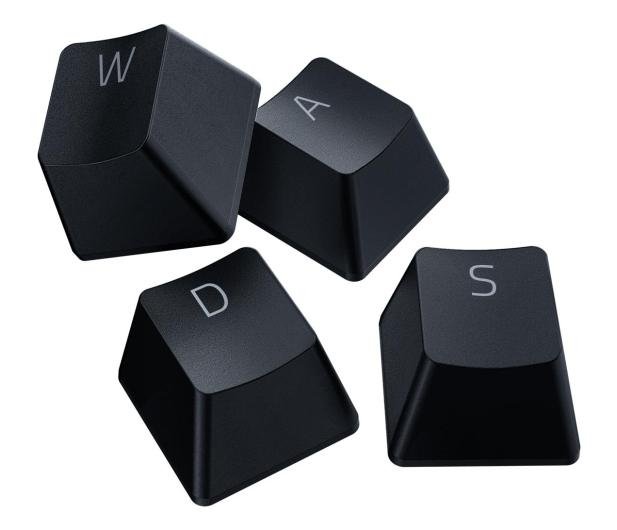 Razer PBT Keycap Black - 546303 - zdjęcie