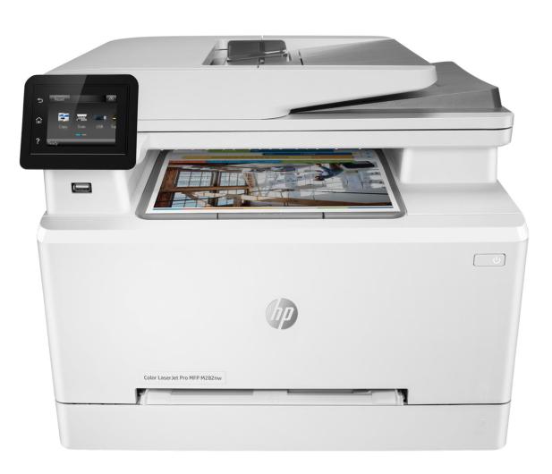 HP Color LaserJet Pro MFP M282nw - 546528 - zdjęcie