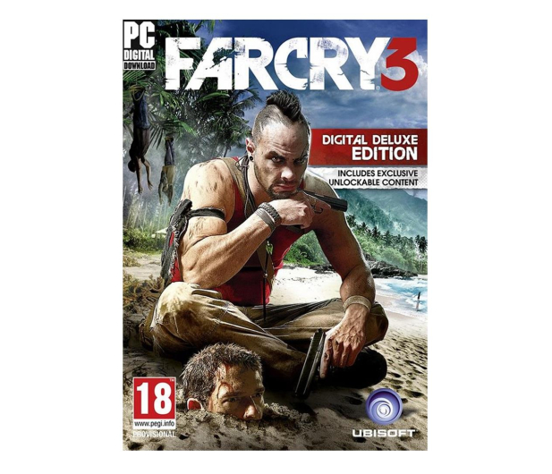 PC Far Cry 3 (Deluxe Edition) ESD Uplay - 525183 - zdjęcie