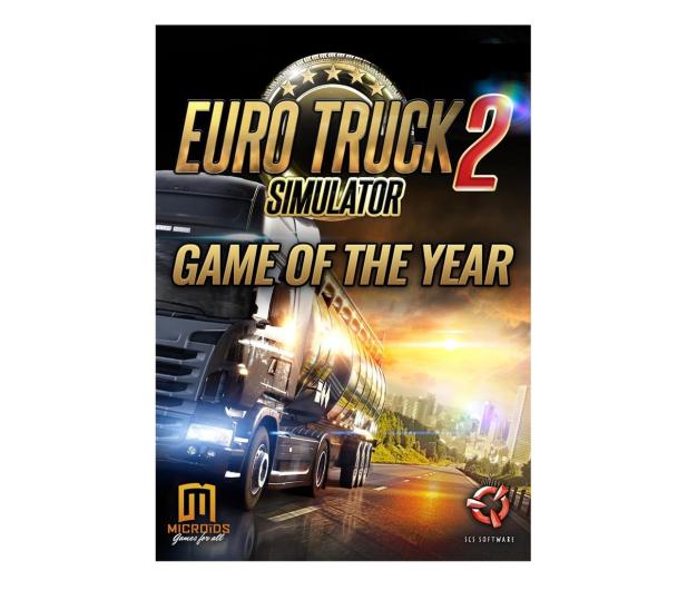 PC Euro Truck Simulator 2 (GOTY) ESD Steam - 525127 - zdjęcie