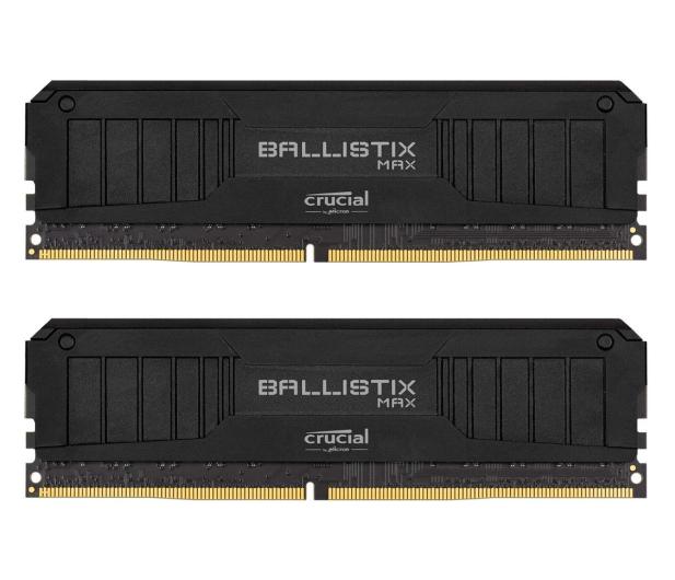 Crucial 16GB (2x8GB) 4400Mhz CL19 Ballistix Max Black - 547036 - zdjęcie