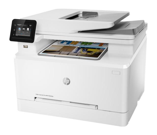 HP Color LaserJet Pro MFP M283fdn - 546529 - zdjęcie 2
