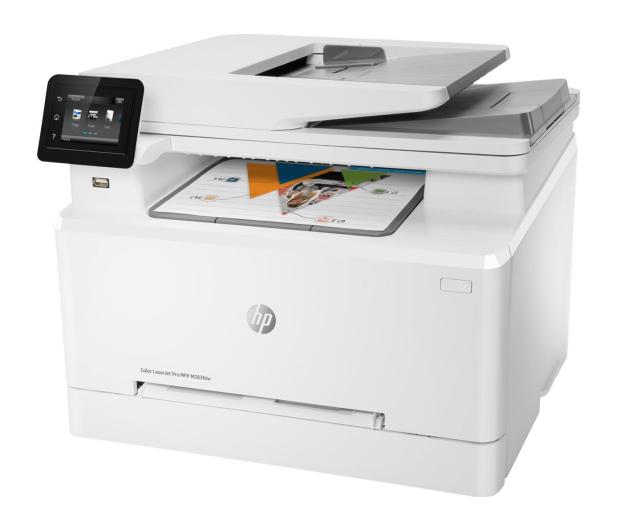HP Color LaserJet Pro MFP M283fdw - 546534 - zdjęcie 2