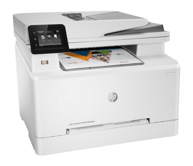 HP Color LaserJet Pro MFP M283fdw - 546534 - zdjęcie 3