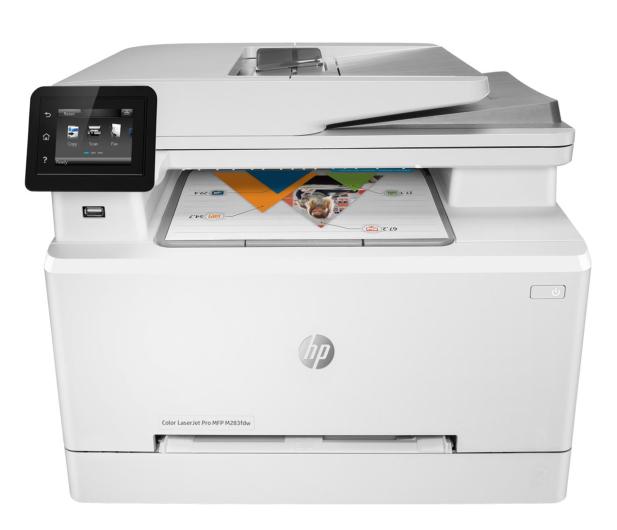 HP Color LaserJet Pro MFP M283fdw - 546534 - zdjęcie