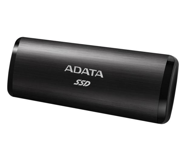 ADATA SE760 256GB USB 3.2 Gen. 2 Czarny - 548415 - zdjęcie