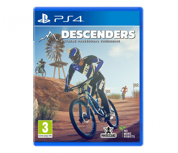 PlayStation Descenders - 547906 - zdjęcie