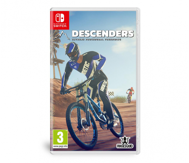 Switch Descenders - 547901 - zdjęcie