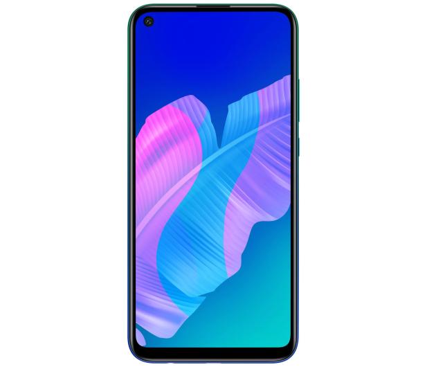 Huawei P40 lite E niebieski - 548439 - zdjęcie 3
